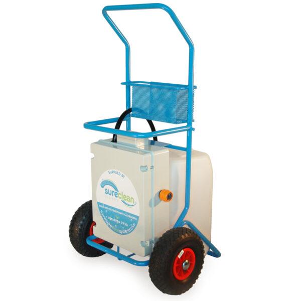 Trolley ltr RH Rear Side