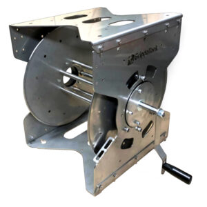 Stackable hose reel - Stainless Steel