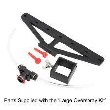 Overspray Large Kit Parts