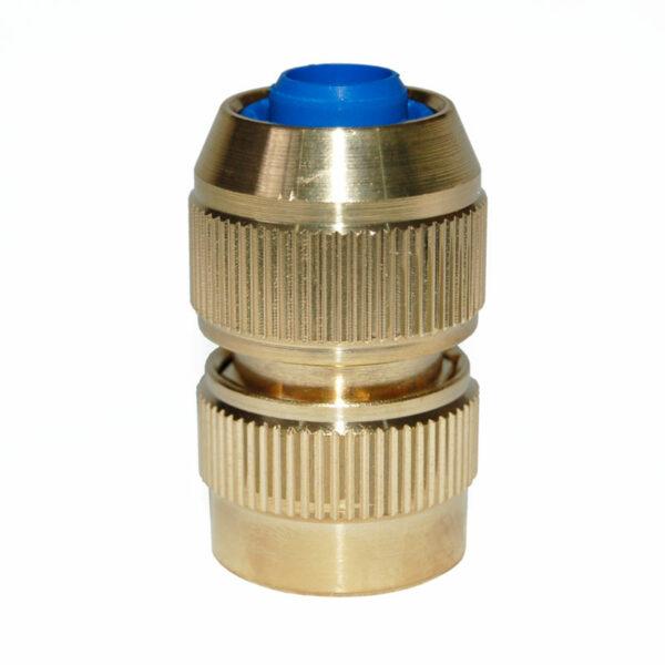 QRC brass 1/2 inch connector