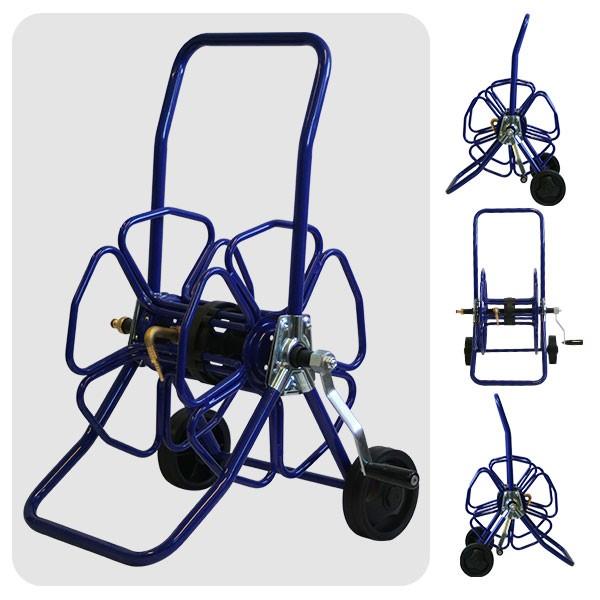 Wheeled Reel Blue