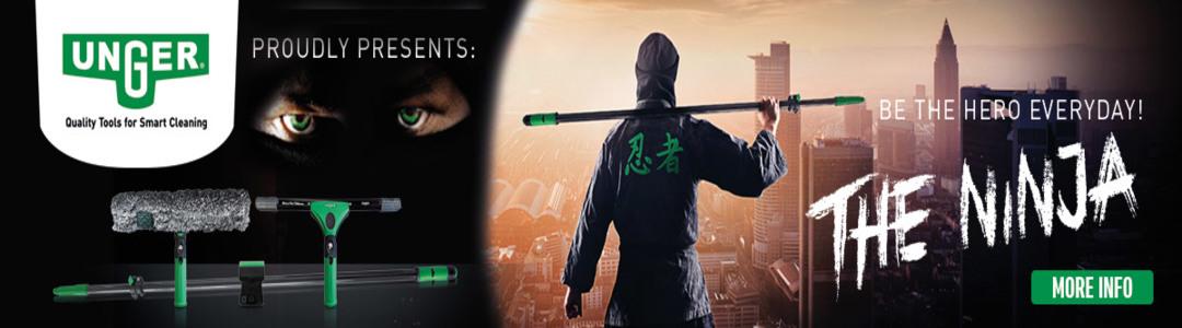 unger ninja ltd edition en